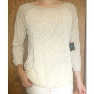 NWT Cynthia Rowley Knit Sweater